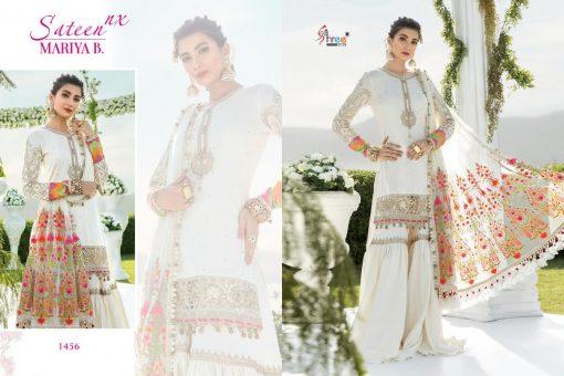 Shree Fabs Sateen Mariya B Nx Salwar Suit Wholesale Catalog 4 Pcs 3 510x340 - Shree Fabs Sateen Mariya B Nx Salwar Suit Wholesale Catalog 4 Pcs