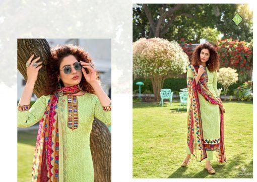 Tanishk Bandhani Salwar Suit Wholesale Catalog 8 Pcs 10 510x361 - Tanishk Bandhani Salwar Suit Wholesale Catalog 8 Pcs