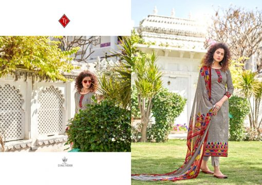 Tanishk Bandhani Salwar Suit Wholesale Catalog 8 Pcs 4 510x361 - Tanishk Bandhani Salwar Suit Wholesale Catalog 8 Pcs