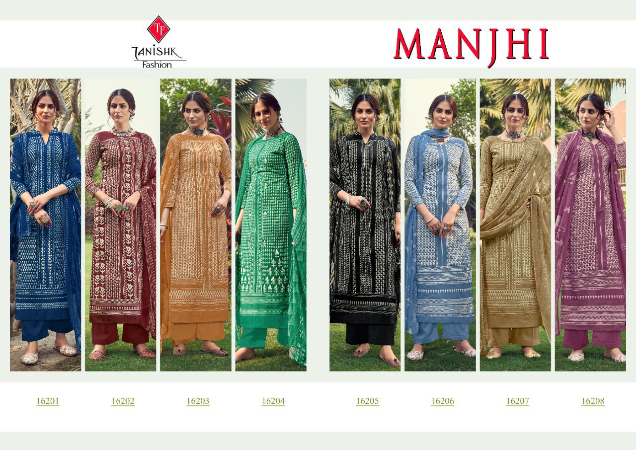 Tanishk Manjhi Salwar Suit Wholesale Catalog 8 Pcs 10 - Tanishk Manjhi Salwar Suit Wholesale Catalog 8 Pcs