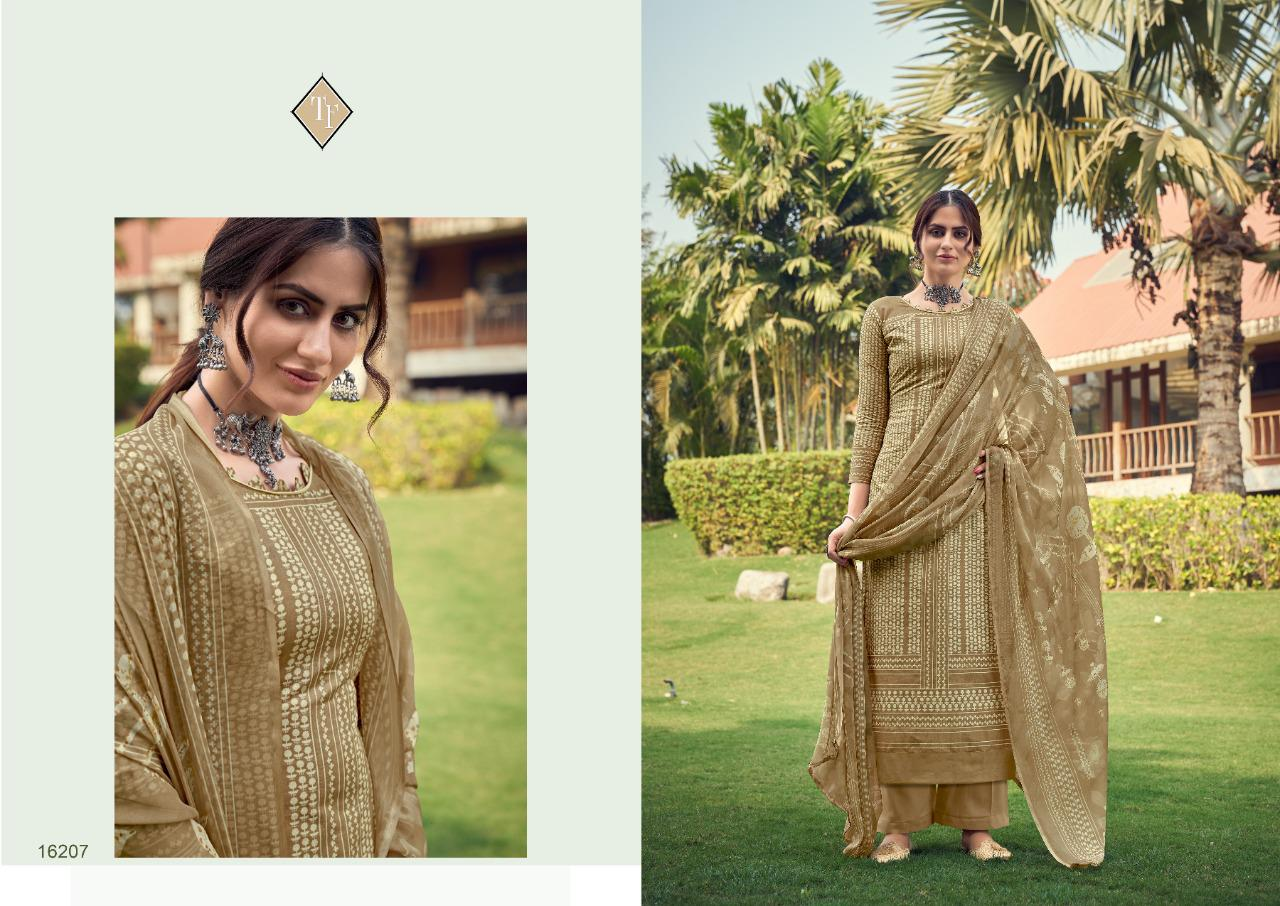 Tanishk Manjhi Salwar Suit Wholesale Catalog 8 Pcs 3 - Tanishk Manjhi Salwar Suit Wholesale Catalog 8 Pcs