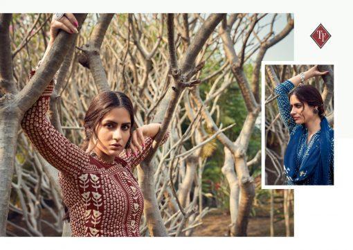 Tanishk Manjhi Salwar Suit Wholesale Catalog 8 Pcs 5 510x361 - Tanishk Manjhi Salwar Suit Wholesale Catalog 8 Pcs