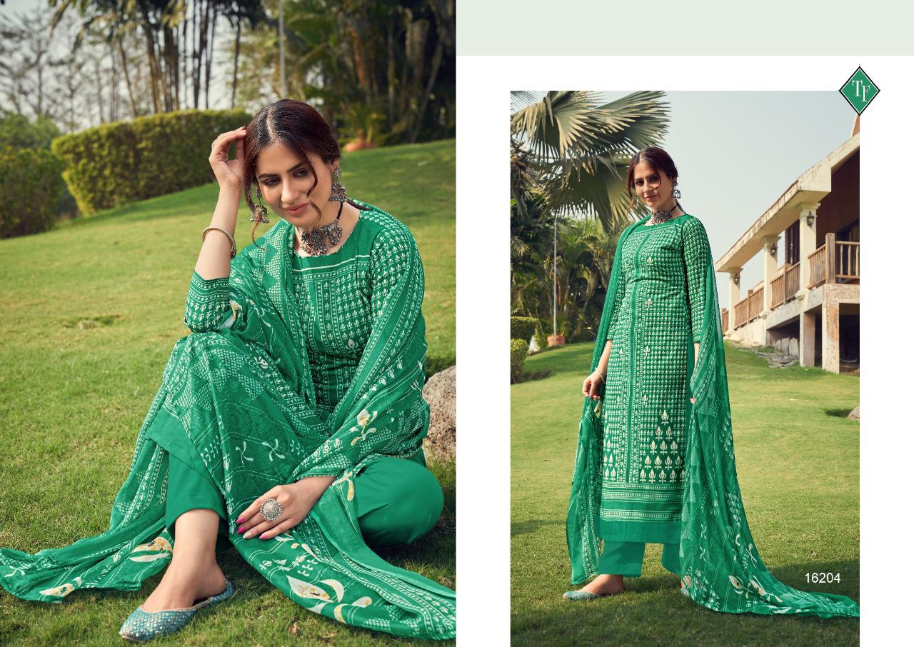 Tanishk Manjhi Salwar Suit Wholesale Catalog 8 Pcs 6 - Tanishk Manjhi Salwar Suit Wholesale Catalog 8 Pcs