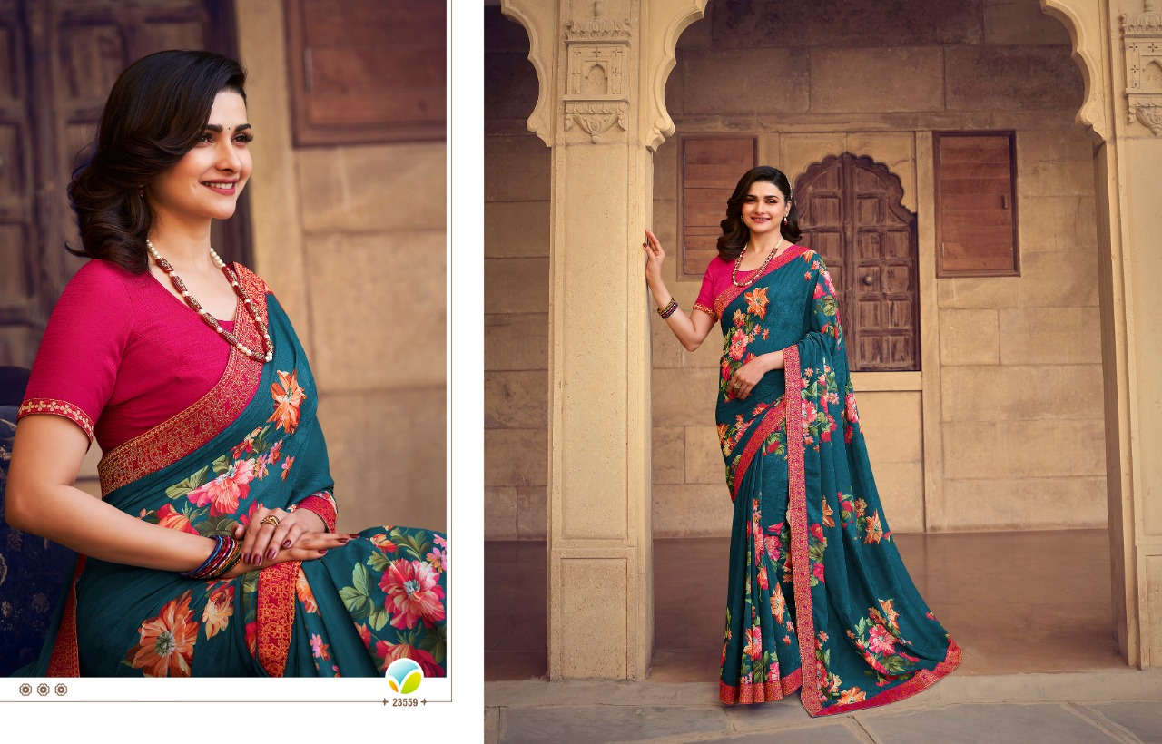 Vinay Sheesha Starwalk Vol 63 Digital Saree Sari Wholesale Catalog 9 Pcs 1 - Vinay Sheesha Starwalk Vol 63 Digital Saree Sari Wholesale Catalog 9 Pcs