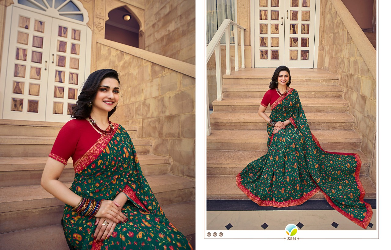 Vinay Sheesha Starwalk Vol 63 Digital Saree Sari Wholesale Catalog 9 Pcs 4 - Vinay Sheesha Starwalk Vol 63 Digital Saree Sari Wholesale Catalog 9 Pcs