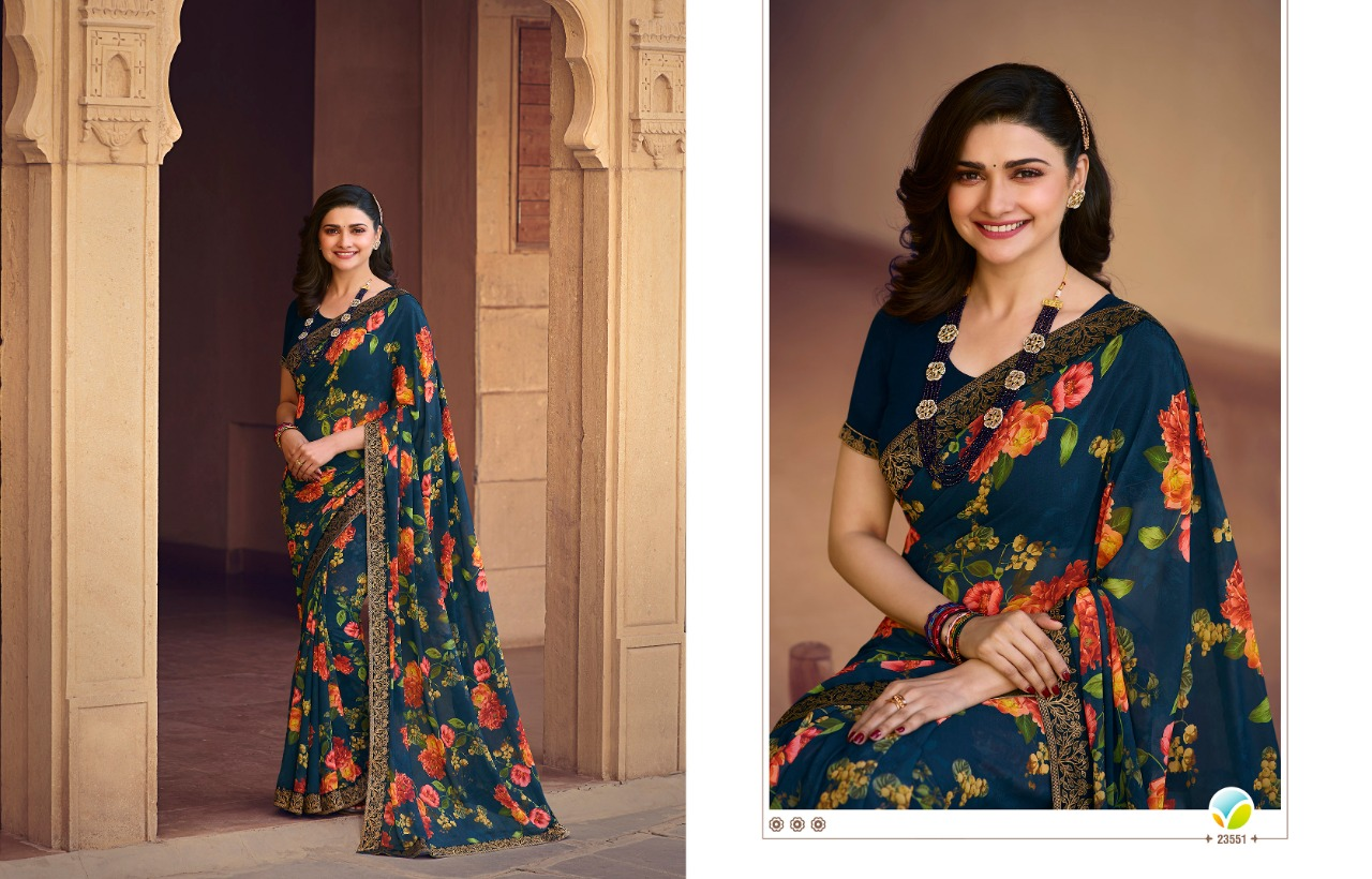 Vinay Sheesha Starwalk Vol 63 Digital Saree Sari Wholesale Catalog 9 Pcs 5 - Vinay Sheesha Starwalk Vol 63 Digital Saree Sari Wholesale Catalog 9 Pcs