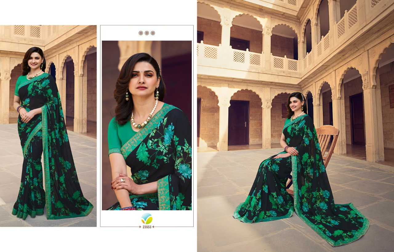 Vinay Sheesha Starwalk Vol 63 Digital Saree Sari Wholesale Catalog 9 Pcs 7 - Vinay Sheesha Starwalk Vol 63 Digital Saree Sari Wholesale Catalog 9 Pcs
