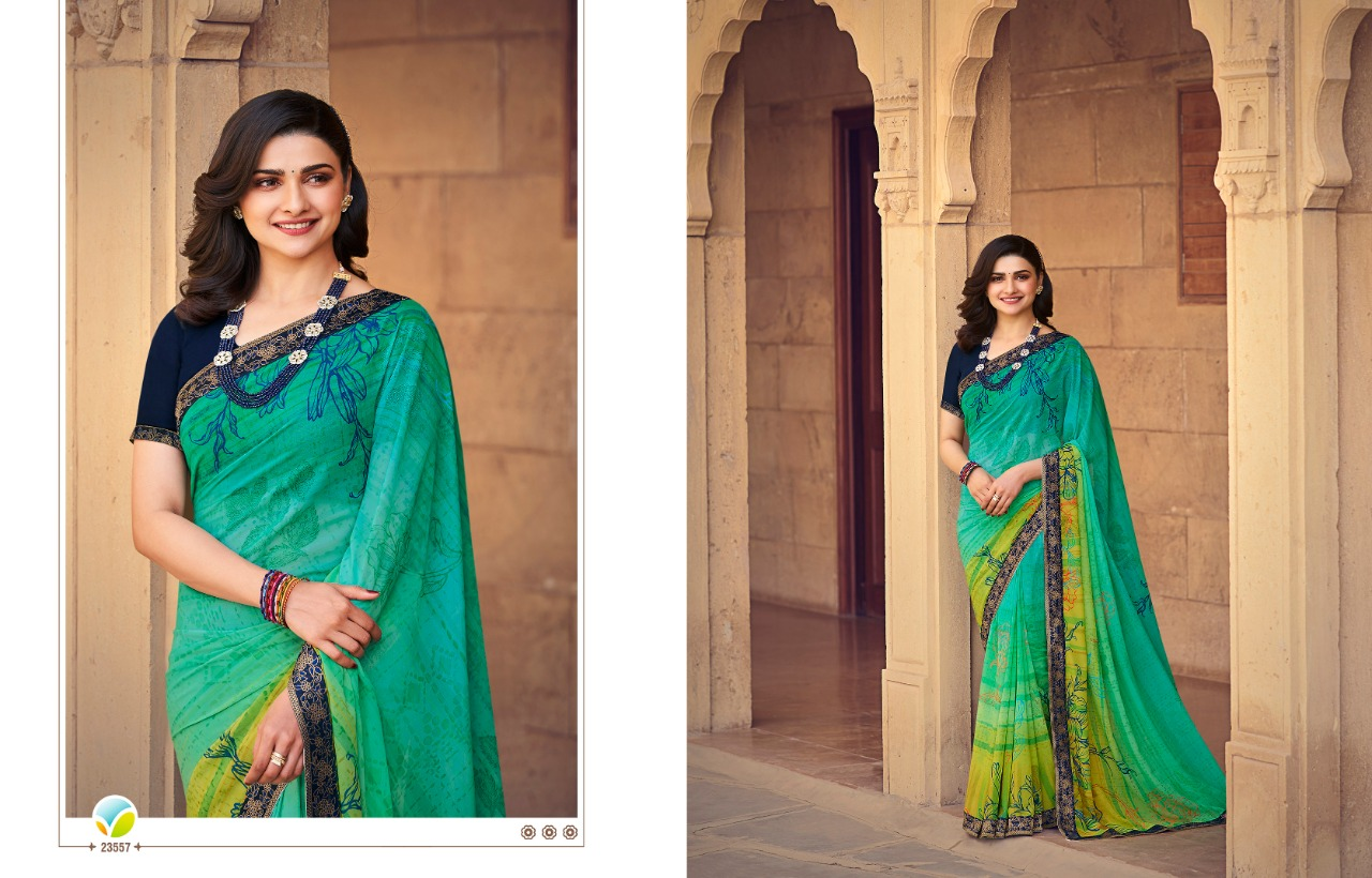 Vinay Sheesha Starwalk Vol 63 Digital Saree Sari Wholesale Catalog 9 Pcs 8 - Vinay Sheesha Starwalk Vol 63 Digital Saree Sari Wholesale Catalog 9 Pcs