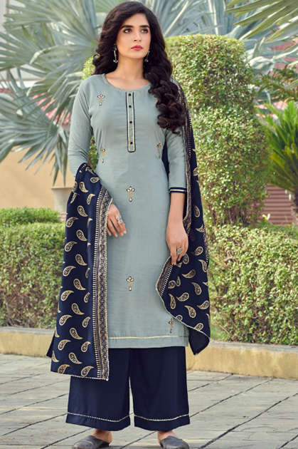 Vitara Opera Kurti with Dupatta Bottom Wholesale Catalog 6 Pcs