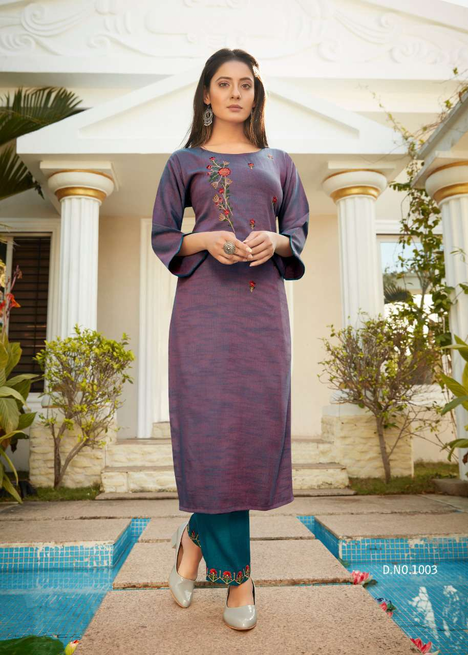 Vitara See More Kurti with Pant Wholesale Catalog 8 Pcs 2 - Vitara See More Kurti with Pant Wholesale Catalog 8 Pcs