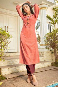 Vitara See More Kurti with Pant Wholesale Catalog 8 Pcs
