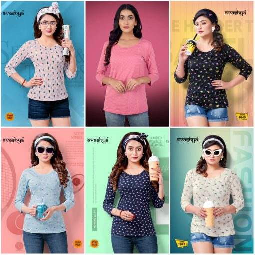 Avashya Retro Vol 56 T Shirt Wholesale Catalog 6 Pcs 7 510x510 - Avashya Retro Vol 56 T-Shirt Wholesale Catalog 6 Pcs