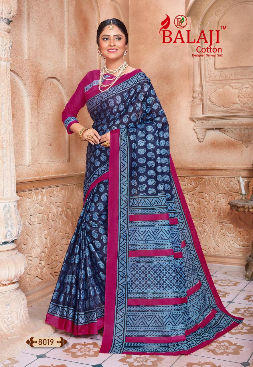 Balaji Cotton Leelavathi Vol 8 A Saree Sari Wholesale Catalog 15 Pcs 11 - Balaji Cotton Leelavathi Vol 8 A Saree Sari Wholesale Catalog 15 Pcs
