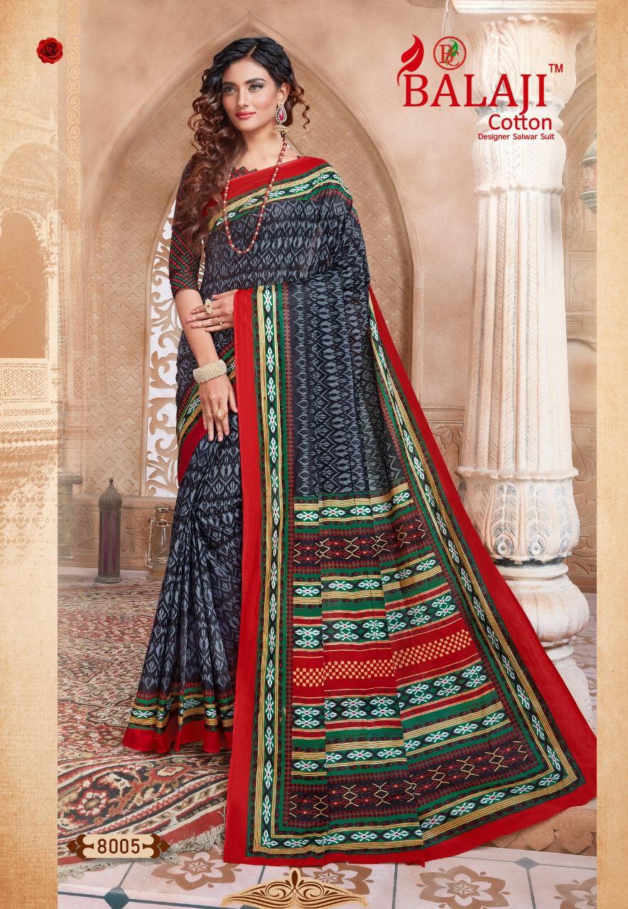 Balaji Cotton Leelavathi Vol 8 A Saree Sari Wholesale Catalog 15 Pcs 4 - Balaji Cotton Leelavathi Vol 8 A Saree Sari Wholesale Catalog 15 Pcs