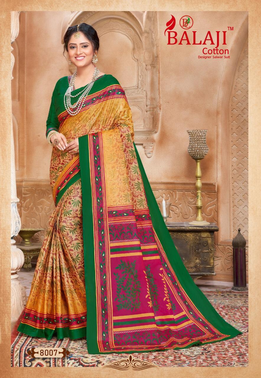 Balaji Cotton Leelavathi Vol 8 A Saree Sari Wholesale Catalog 15 Pcs 5 - Balaji Cotton Leelavathi Vol 8 A Saree Sari Wholesale Catalog 15 Pcs
