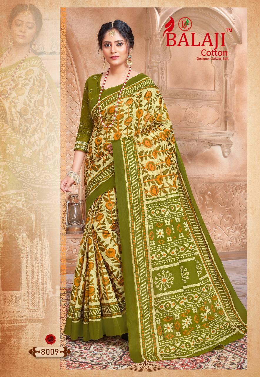 Balaji Cotton Leelavathi Vol 8 A Saree Sari Wholesale Catalog 15 Pcs 6 - Balaji Cotton Leelavathi Vol 8 A Saree Sari Wholesale Catalog 15 Pcs