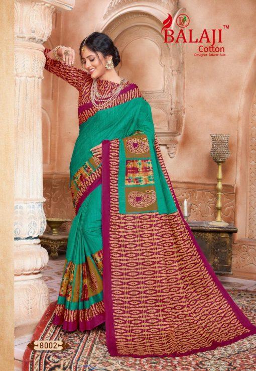 Balaji Cotton Leelavathi Vol 8 B Saree Sari Wholesale Catalog 15 Pcs 1 510x738 - Balaji Cotton Leelavathi Vol 8 B Saree Sari Wholesale Catalog 15 Pcs