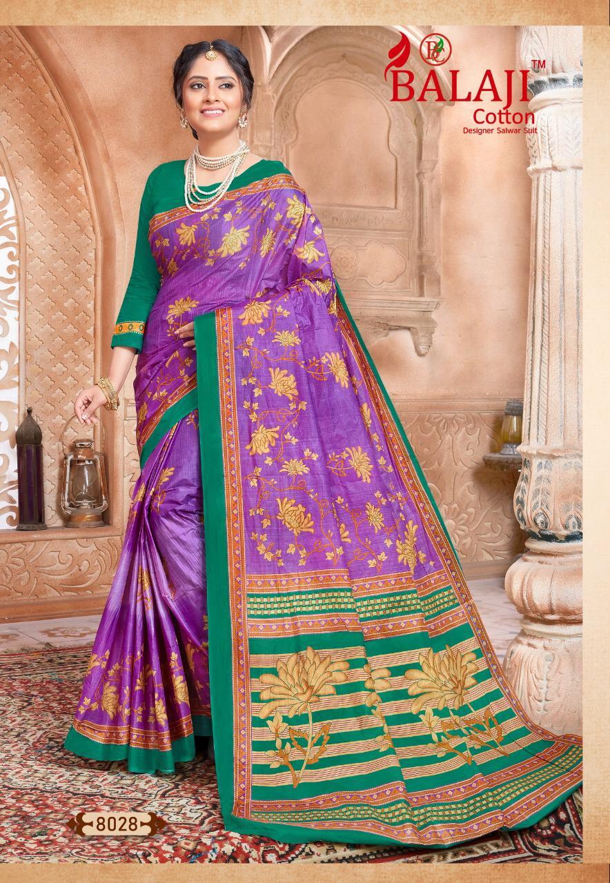 Balaji Cotton Leelavathi Vol 8 B Saree Sari Wholesale Catalog 15 Pcs 16 - Balaji Cotton Leelavathi Vol 8 B Saree Sari Wholesale Catalog 15 Pcs
