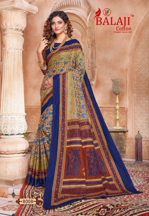 Balaji Cotton Leelavathi Vol 8 B Saree Sari Wholesale Catalog 15 Pcs 5 510x738 - Balaji Cotton Leelavathi Vol 8 B Saree Sari Wholesale Catalog 15 Pcs