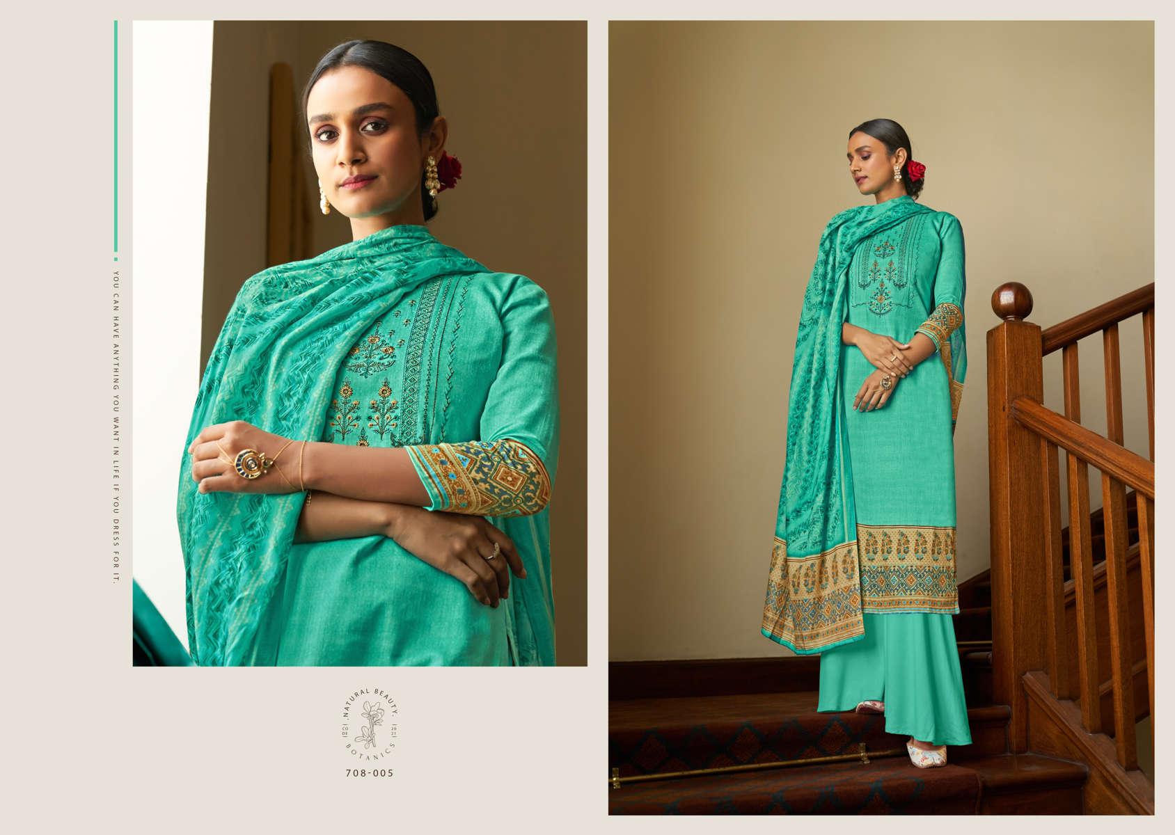 Belliza Haseen Salwar Suit Wholesale Catalog 6 Pcs 7 - Belliza Haseen Salwar Suit Wholesale Catalog 6 Pcs