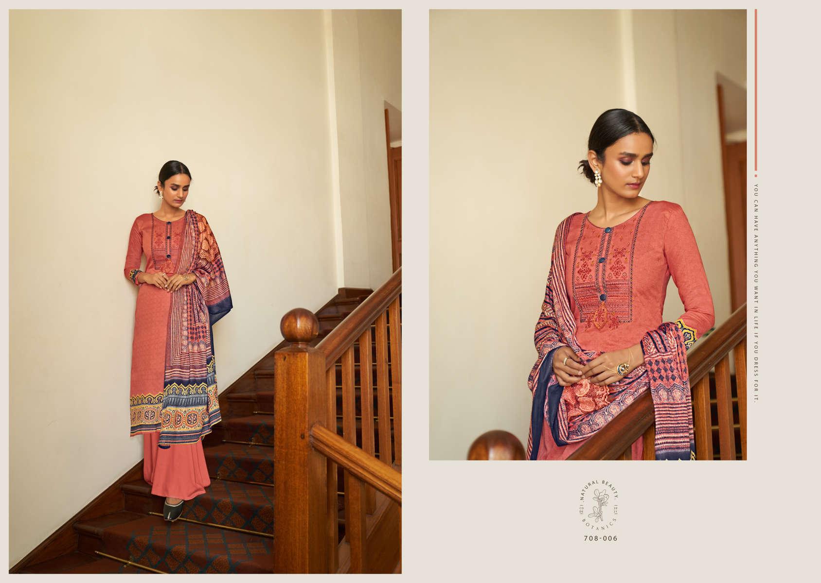 Belliza Haseen Salwar Suit Wholesale Catalog 6 Pcs 8 - Belliza Haseen Salwar Suit Wholesale Catalog 6 Pcs