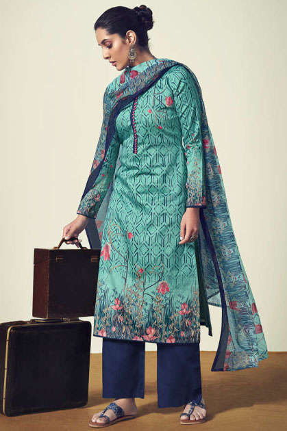 Belliza Muskaan Salwar Suit Wholesale Catalog 10 Pcs