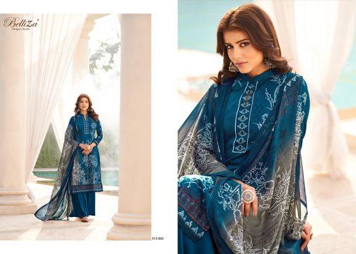 Belliza Riwaaz Salwar Suit Wholesale Catalog 10 Pcs 2 510x364 - Belliza Riwaaz Salwar Suit Wholesale Catalog 10 Pcs