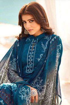 Belliza Riwaaz Salwar Suit Wholesale Catalog 10 Pcs