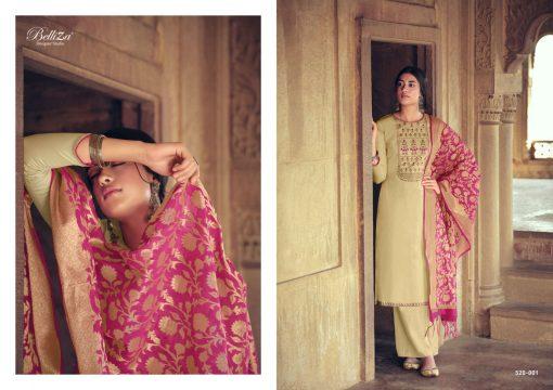 Belliza Shamia Salwar Suit Wholesale Catalog 8 Pcs 1 510x360 - Belliza Shamia Salwar Suit Wholesale Catalog 8 Pcs