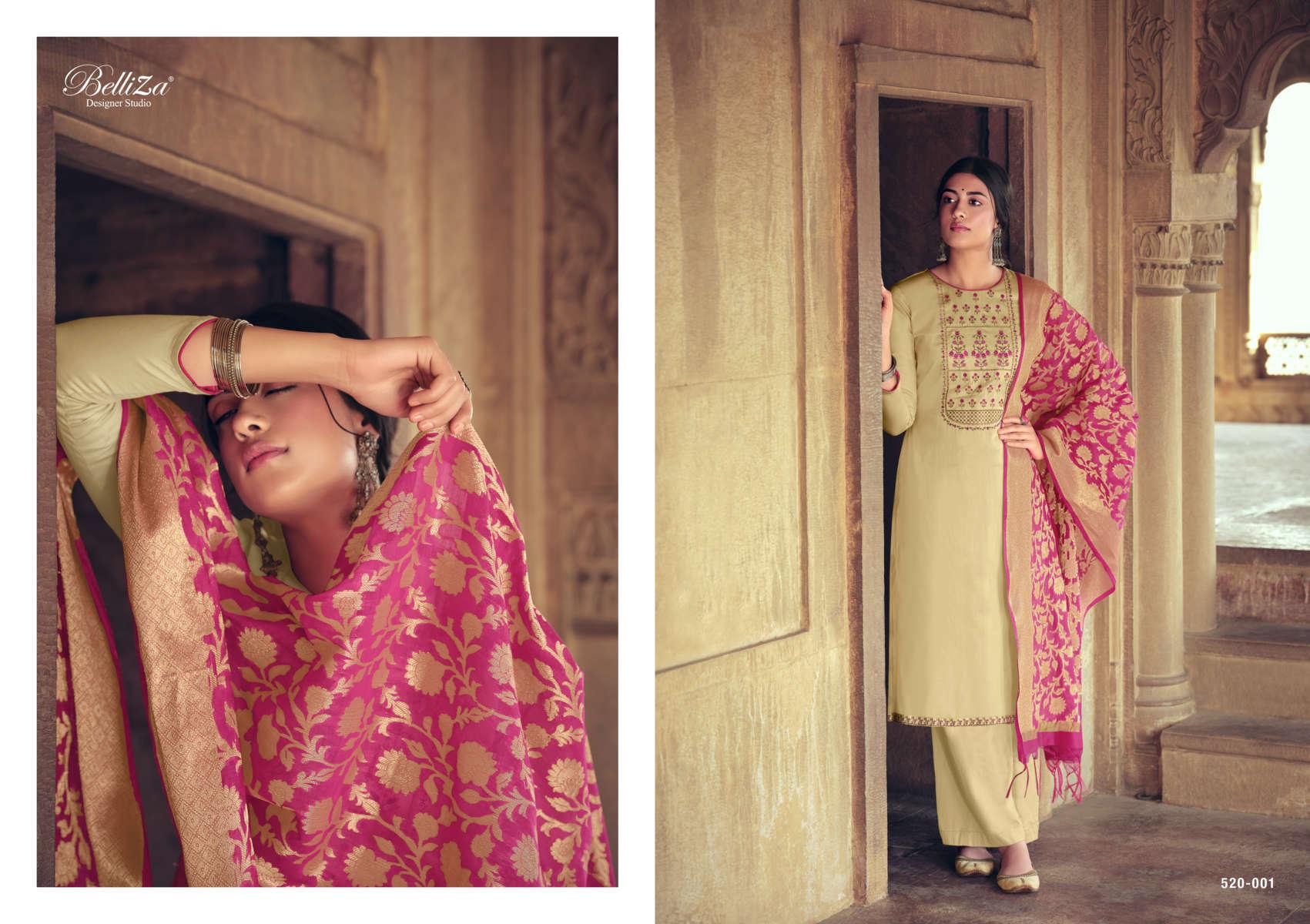 Belliza Shamia Salwar Suit Wholesale Catalog 8 Pcs 1 - Belliza Shamia Salwar Suit Wholesale Catalog 8 Pcs