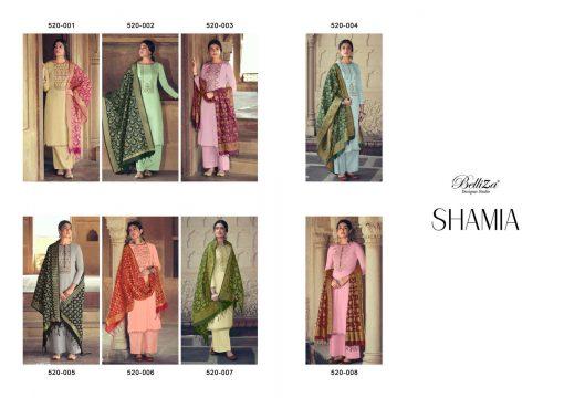 Belliza Shamia Salwar Suit Wholesale Catalog 8 Pcs 10 510x360 - Belliza Shamia Salwar Suit Wholesale Catalog 8 Pcs