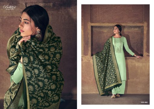 Belliza Shamia Salwar Suit Wholesale Catalog 8 Pcs 2 510x360 - Belliza Shamia Salwar Suit Wholesale Catalog 8 Pcs