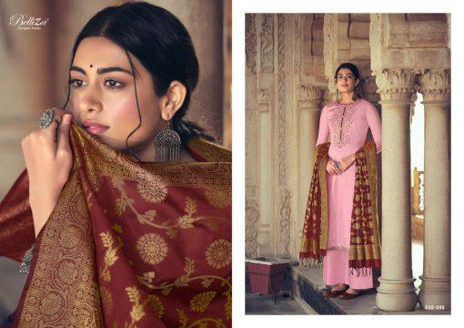 Belliza Shamia Salwar Suit Wholesale Catalog 8 Pcs 9 510x360 - Belliza Shamia Salwar Suit Wholesale Catalog 8 Pcs