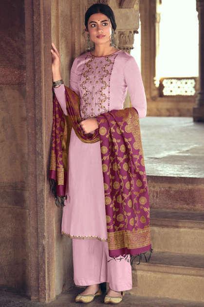 Belliza Shamia Salwar Suit Wholesale Catalog 8 Pcs