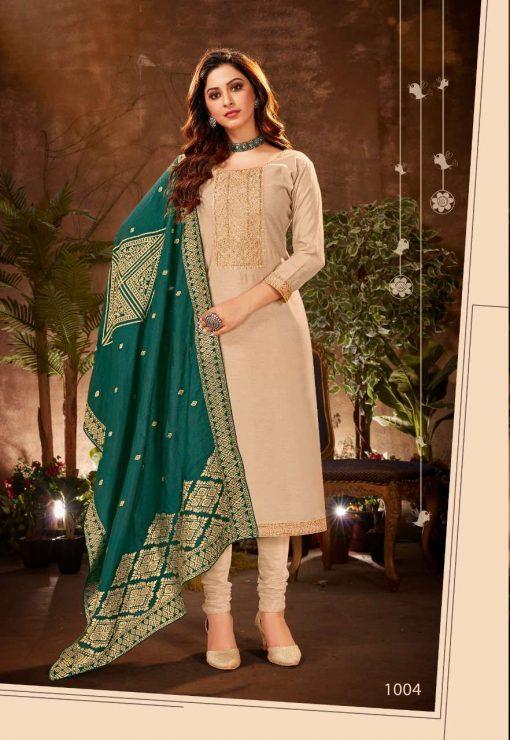 Brij Serene Salwar Suit Wholesale Catalog 8 Pcs 13 510x740 - Brij Serene Salwar Suit Wholesale Catalog 8 Pcs