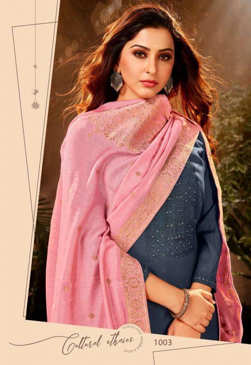 Brij Serene Salwar Suit Wholesale Catalog 8 Pcs 14 510x740 - Brij Serene Salwar Suit Wholesale Catalog 8 Pcs