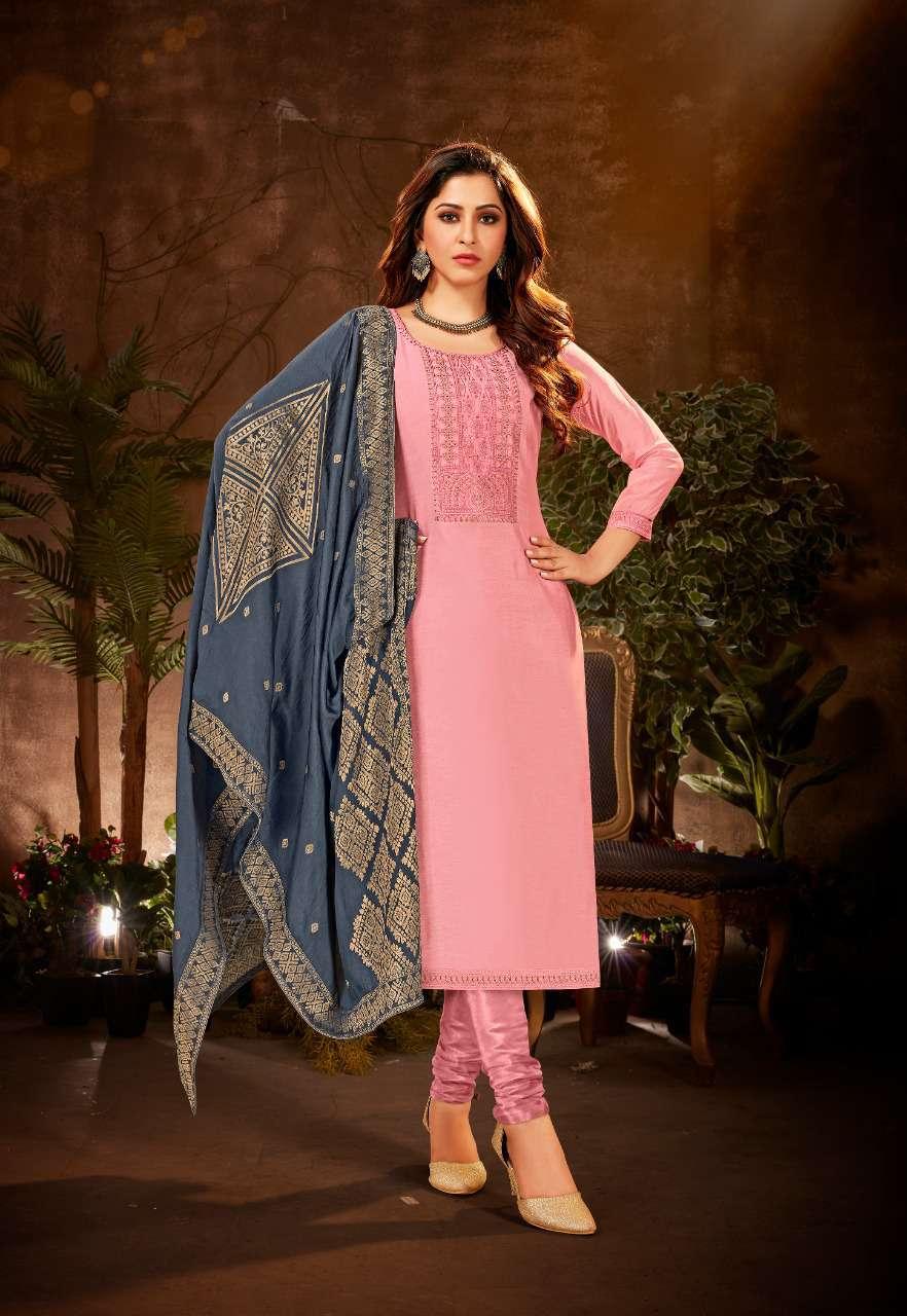 Brij Serene Salwar Suit Wholesale Catalog 8 Pcs 17 - Brij Serene Salwar Suit Wholesale Catalog 8 Pcs