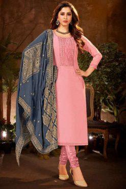 Brij Serene Salwar Suit Wholesale Catalog 8 Pcs