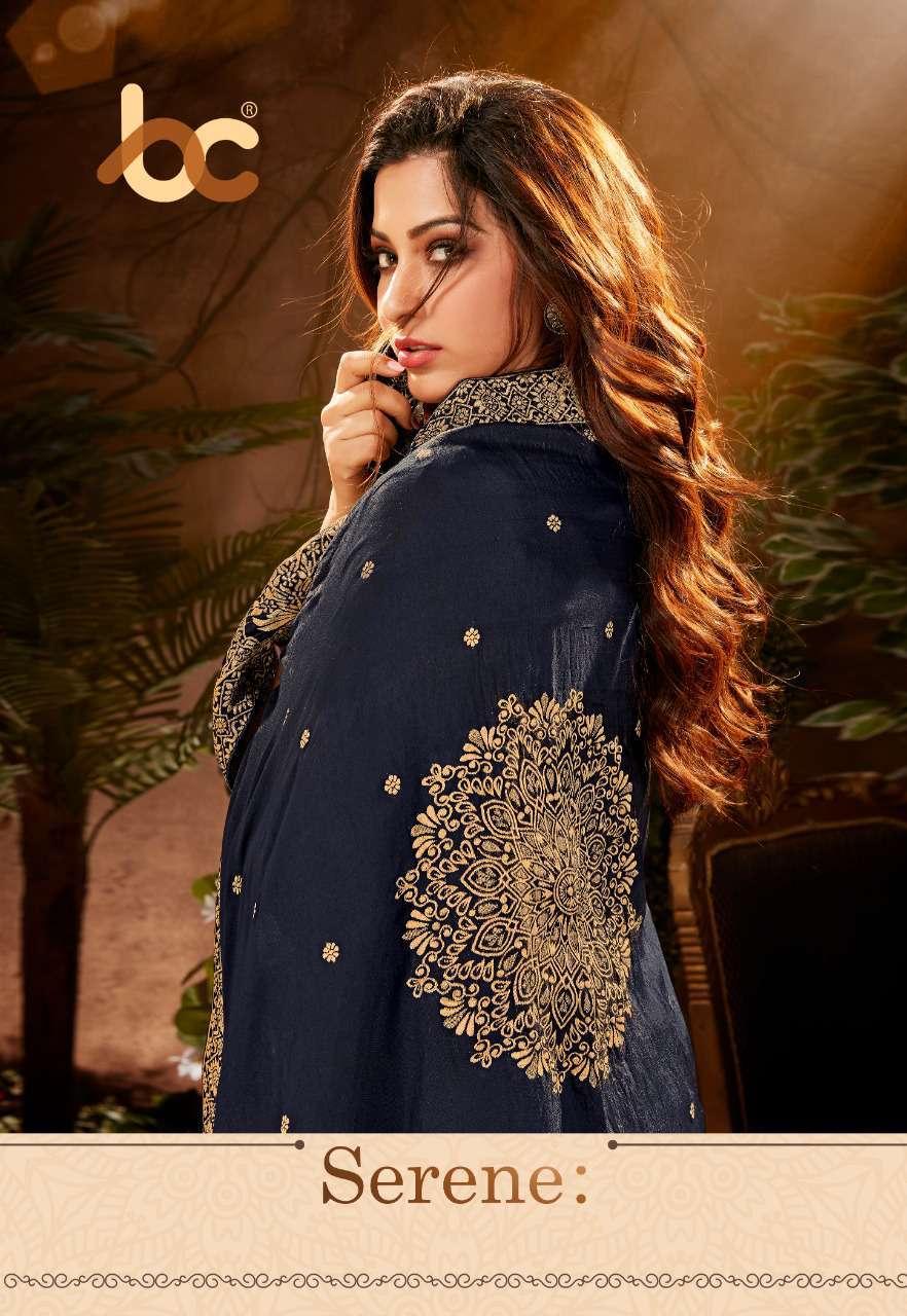 Brij Serene Salwar Suit Wholesale Catalog 8 Pcs 7 - Brij Serene Salwar Suit Wholesale Catalog 8 Pcs