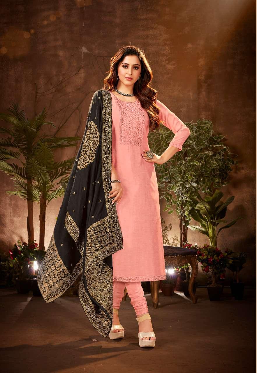 Brij Serene Salwar Suit Wholesale Catalog 8 Pcs 8 - Brij Serene Salwar Suit Wholesale Catalog 8 Pcs
