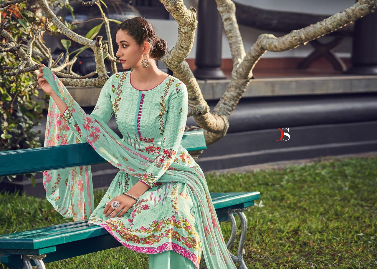 Deepsy Attraction Vol 5 Salwar Suit Wholesale Catalog 6 Pcs 1 - Deepsy Attraction Vol 5 Salwar Suit Wholesale Catalog 6 Pcs
