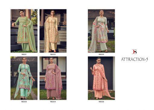 Deepsy Attraction Vol 5 Salwar Suit Wholesale Catalog 6 Pcs 13 510x364 - Deepsy Attraction Vol 5 Salwar Suit Wholesale Catalog 6 Pcs