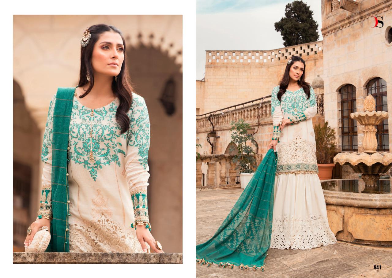 Deepsy Maria B Lawn 21 Salwar Suit Wholesale Catalog 8 Pcs 1 - Deepsy Maria B Lawn 21 Salwar Suit Wholesale Catalog 8 Pcs