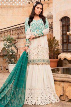 Deepsy Maria B Lawn 21 Salwar Suit Wholesale Catalog 8 Pcs
