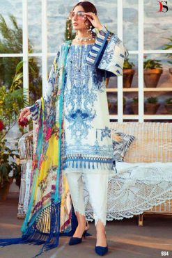 Deepsy Maria B M Print Vol 2 Salwar Suit Wholesale Catalog 8 Pcs