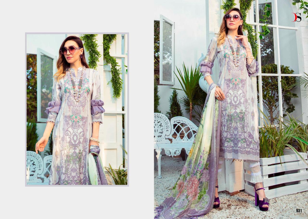 Deepsy Maria B M Print Vol 2 Salwar Suit Wholesale Catalog 8 Pcs 3 - Deepsy Maria B M Print Vol 2 Salwar Suit Wholesale Catalog 8 Pcs