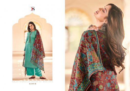 Deepsy Panghat Vol 13 Salwar Suit Wholesale Catalog 8 Pcs 10 510x359 - Deepsy Panghat Vol 13 Salwar Suit Wholesale Catalog 8 Pcs