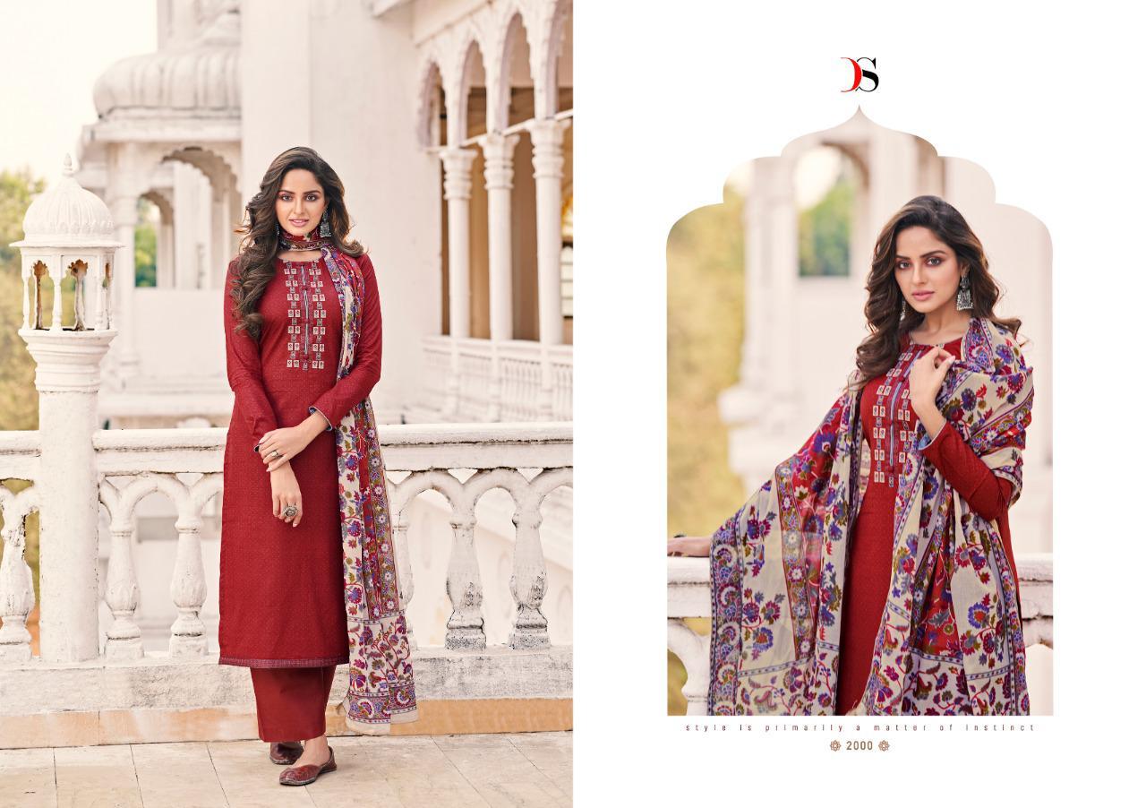 Deepsy Panghat Vol 13 Salwar Suit Wholesale Catalog 8 Pcs 2 - Deepsy Panghat Vol 13 Salwar Suit Wholesale Catalog 8 Pcs