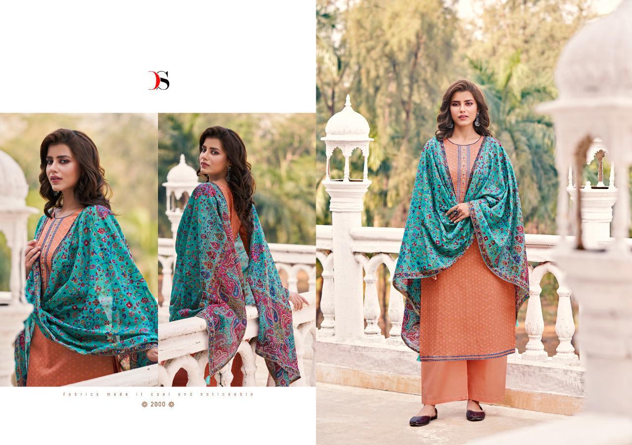 Deepsy Panghat Vol 13 Salwar Suit Wholesale Catalog 8 Pcs 6 - Deepsy Panghat Vol 13 Salwar Suit Wholesale Catalog 8 Pcs