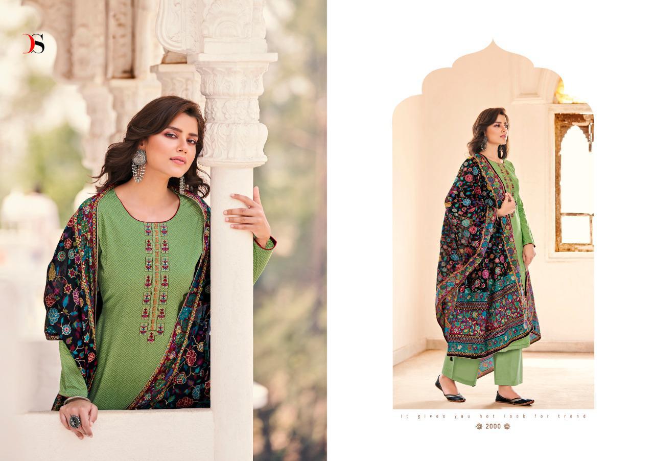 Deepsy Panghat Vol 13 Salwar Suit Wholesale Catalog 8 Pcs 7 - Deepsy Panghat Vol 13 Salwar Suit Wholesale Catalog 8 Pcs